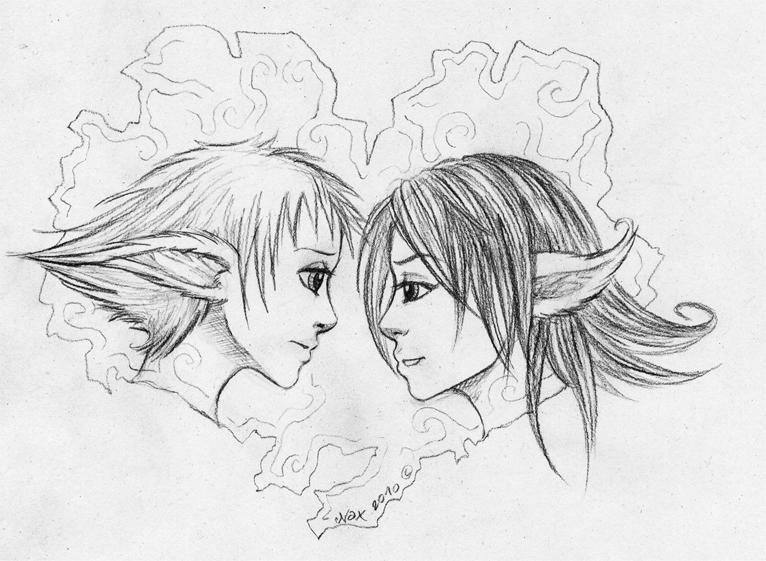 Yuri Love by Shamallow