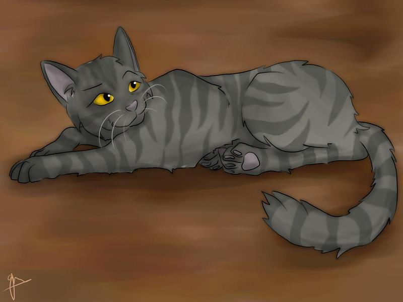 Graystripe коты воители