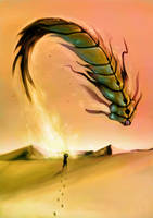 Sand Worm by vassink