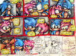 Sonamy Comic-Before the Proposal - Prequel Pg1 OLD