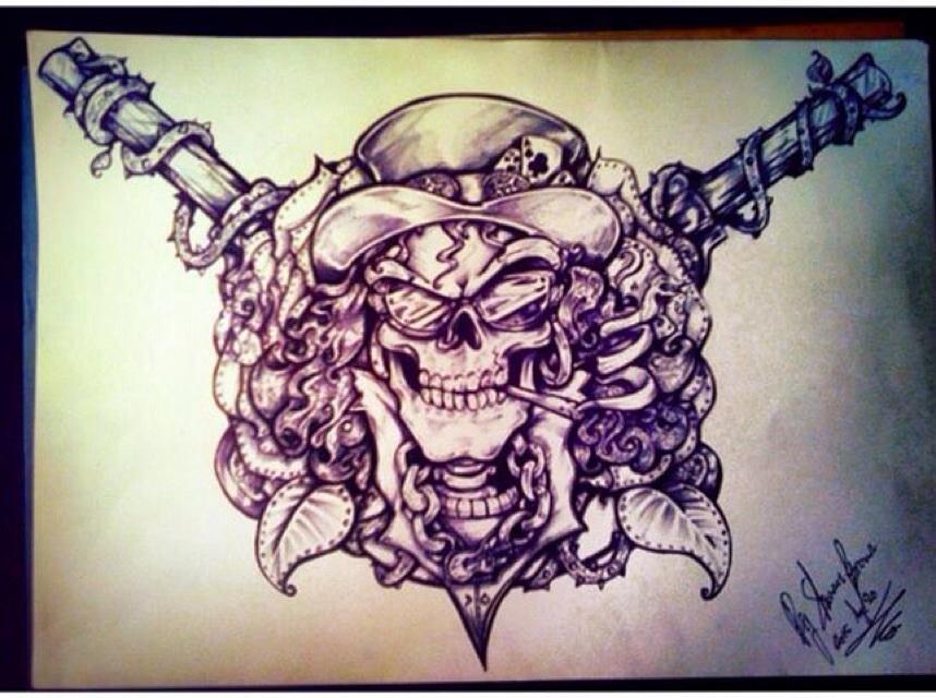 guns n roses slash tattoo design by misstangshan95 on deviantart. Black Bedroom Furniture Sets. Home Design Ideas