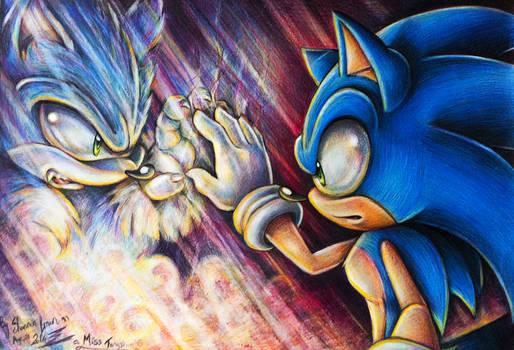 Sonic-Unleashing Hope.Chapter 15 :Reflection