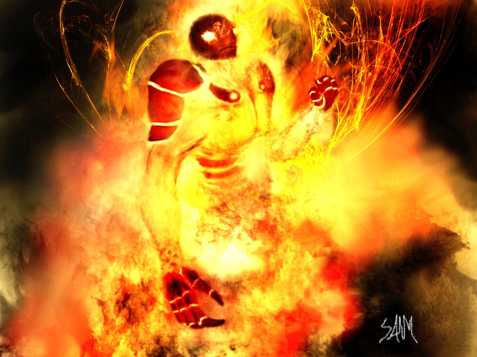 Inferno (Cinder - Killer Instinct) by Varzaul