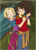 Collab - A year in Terabithia by HikaruJen