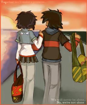 :+Together we...+: