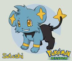 Pokemon - Satoshi by HikaruJen