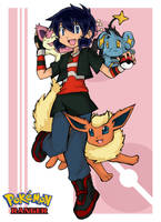 .: You and Me and Pokemon :. by HikaruJen