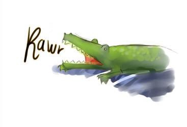 Raaaaaawr by FL-Amy
