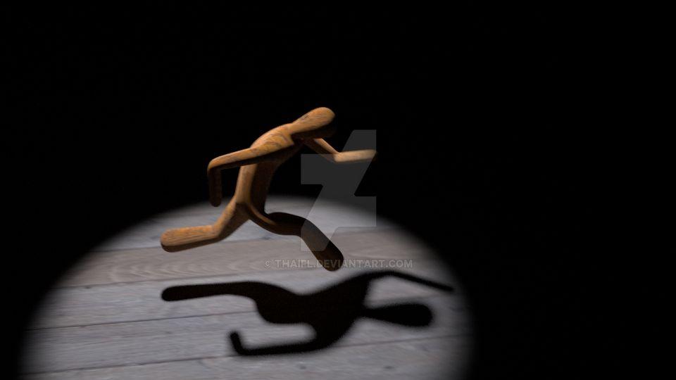 Woody runner by thaifl