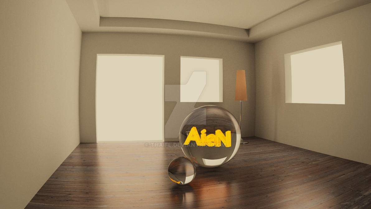 AieN caught in the ball by thaifl