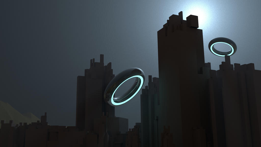 FutureCity by thaifl