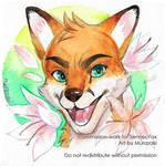 Commission : SennecFox