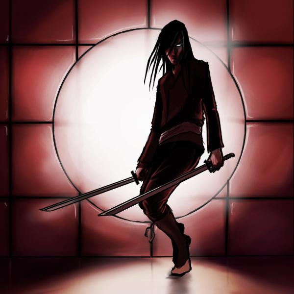 Rouge Warrior