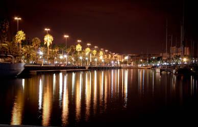 Barcelona's nights