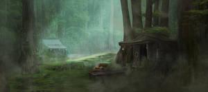 Swamp Houses