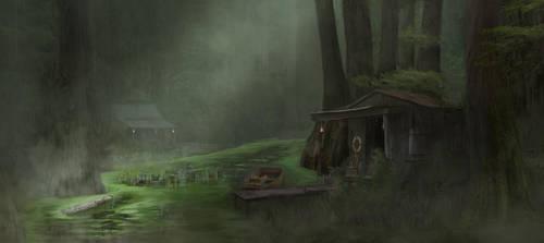 Dangerous Swamp