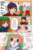 Random SP Comic 001 by PaperPlatePhace