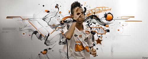 Neymar by KeyrGC