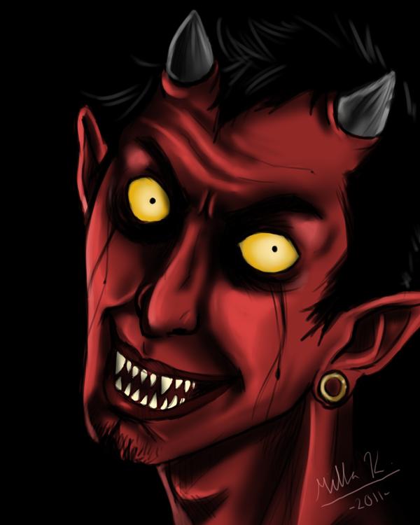 Devil by Kosmik90