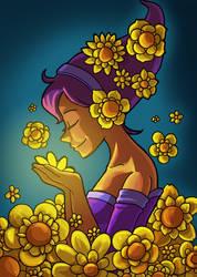 Flower Fairy Colors