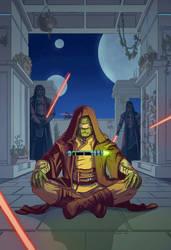 Jedi Meditation