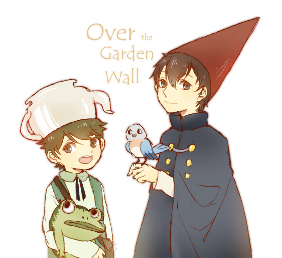 Over The Garden Wall Favourites By Yunithecat On Deviantart