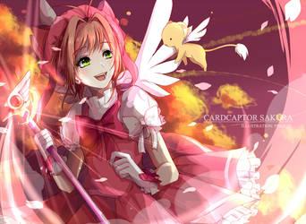F: cardcaptor sakura (Sakura) by Fuumeh