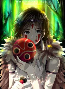 F: Mononoke Hime (San)