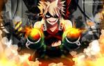 F: Bakugou (Boku no hero academia)