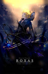 F: Kingdom Hearts (Roxas) by Fuumeh