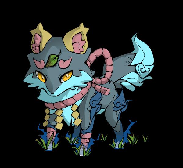 My Fox 029 by kittykittyluv