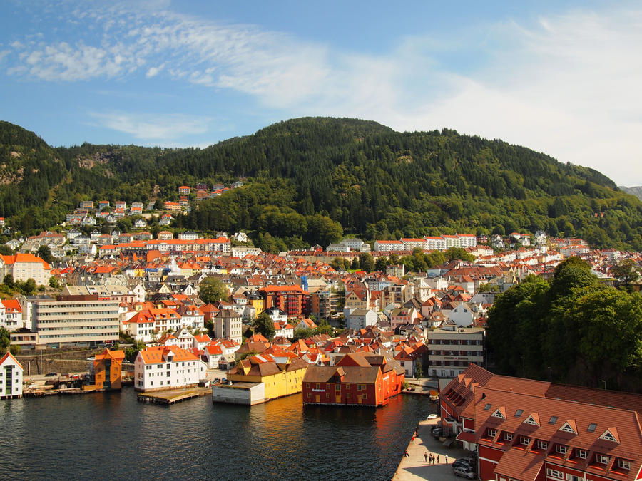 Bergen by bellaricca