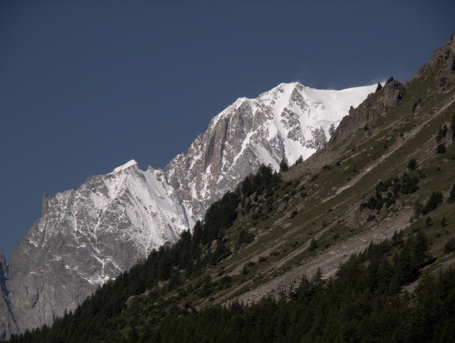 Mont Blanc by bellaricca