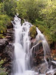 Alpine falls II by bellaricca