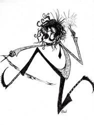 Mr. Elfman by CountANDRA