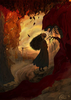 The Fall Witch