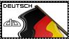 deutsch Stamp by Str4ng3r