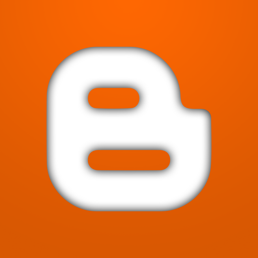 Concept Google Blogger Logo by ilexx5
