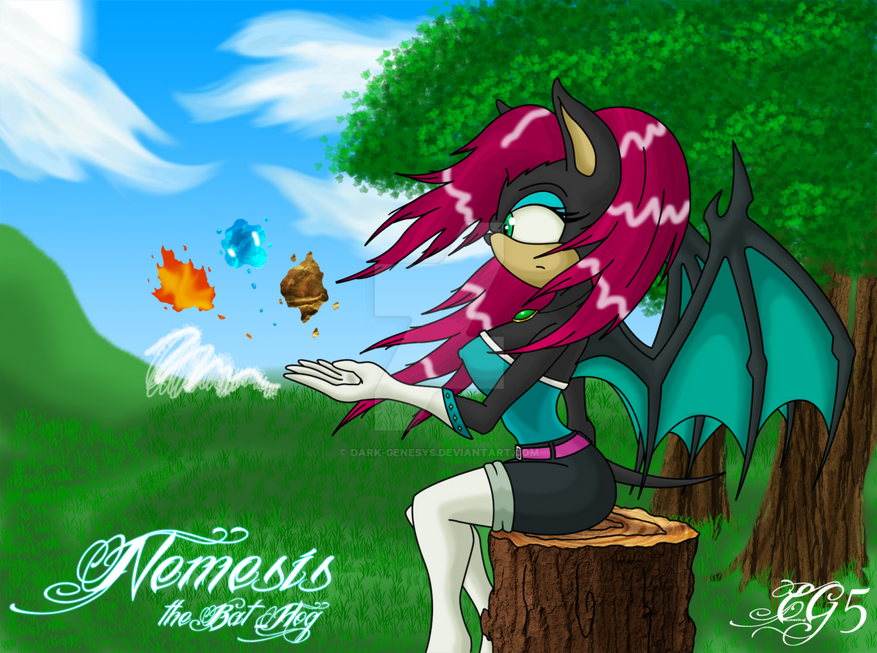 .::New Nemesis::. by Dark-Genesys
