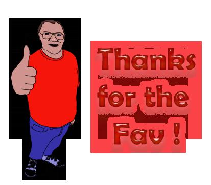 Thanks Fav