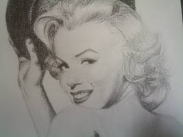 Marylin Monroe by Chisemi