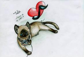 Talin by SasoriDanna94