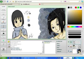 iScribbleness by SasoriDanna94
