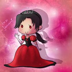 Mangekyou Princess by SasoriDanna94