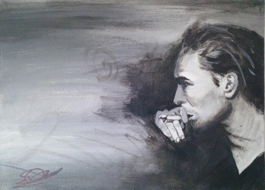 The Young Gary Oldman by ~s-o-p-h-i-e on deviantART