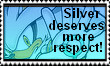Silver needs respect by sahara-lynne