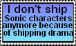 shipping drama bleeh