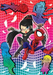 Spider-man And Bayonetta 3