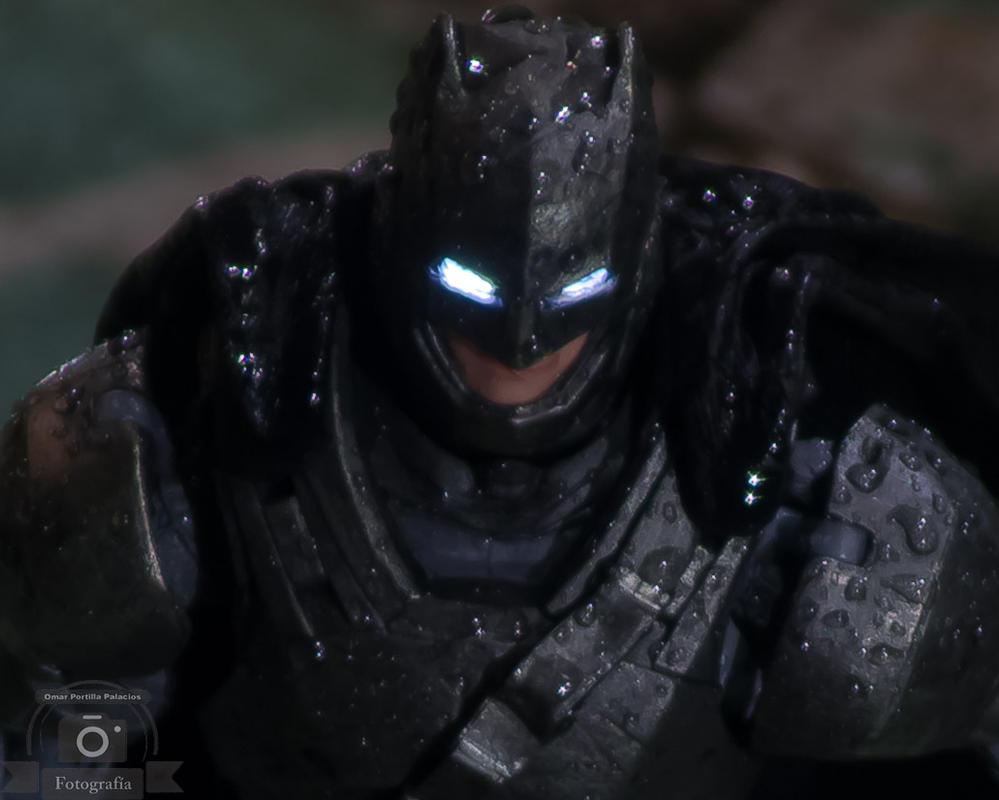 Batman Armored (Batman v Superman) by Spidey-Portilla