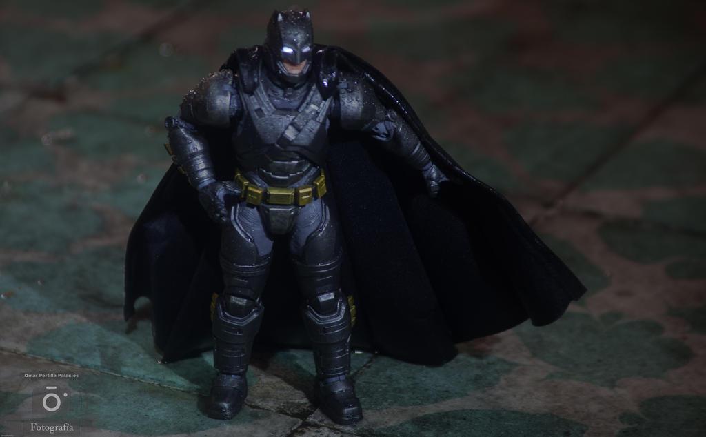 Batman Armored (Batman v Superman) 2 by Spidey-Portilla